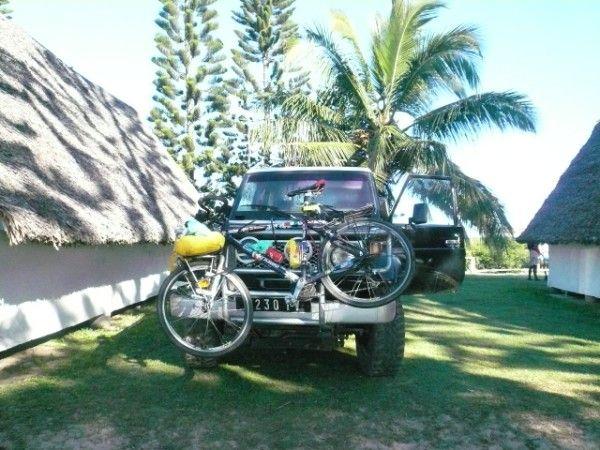 Servizio auto + bici al seguito