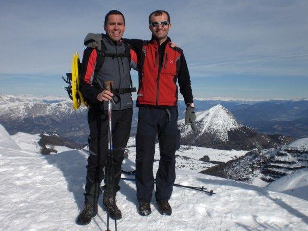 Paolo e Cristian Monte Cornetto