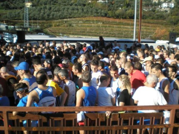 griglia di partenza ... quanta gente!