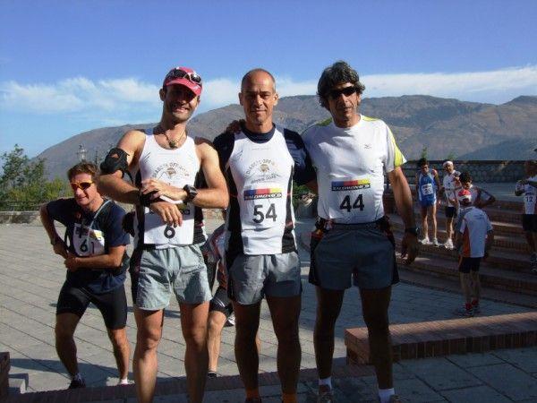 Ecomaratoneti in partenza