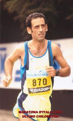 Pippo @ Maratona d'Italia 2003