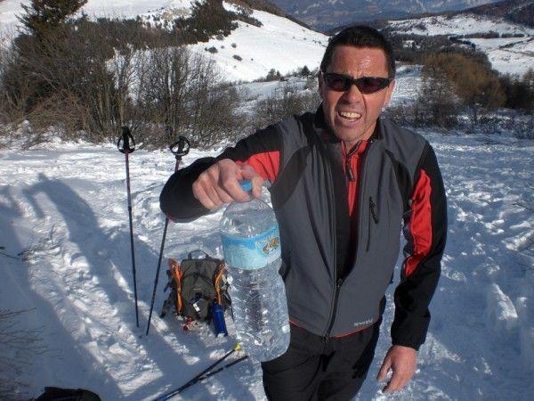 Paolo trekking Viote