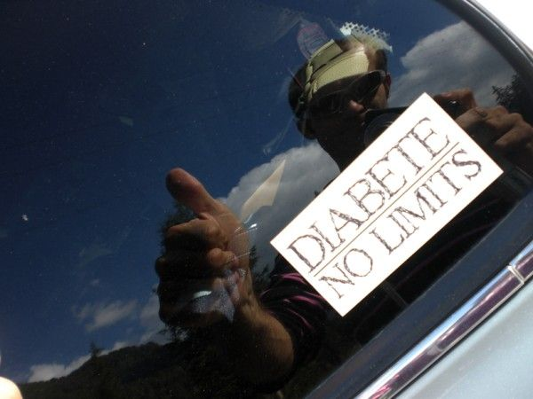 Diabete ... no limits! or no limits?