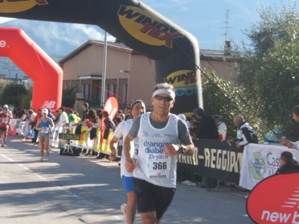 Attilio Bisciaio finisher