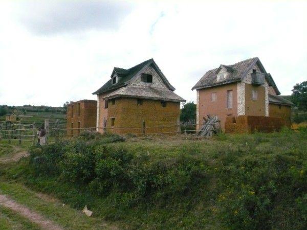 Case di Argilla Gialla - Vohiparara