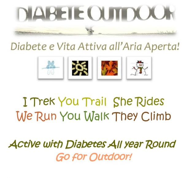LOGO DIABETE OUTDOOR